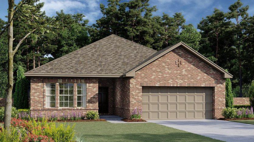 Ashton Woods Meadow Run subdivision 2301 Switchgrass Street Melissa TX 75454