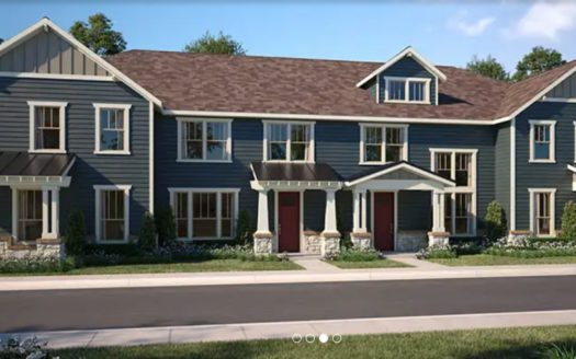 CB JENI Homes Park Vista subdivision 12714 Leopold Trail Frisco TX 75035