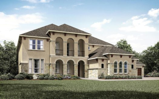 Drees Custom Homes Legacy Gardens subdivision 1860 Wynne Avenue Prosper TX 75078