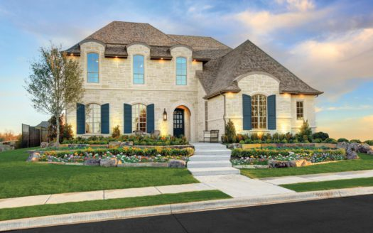 Drees Custom Homes Drees On Your Lot - Dallas subdivision  McKinney TX 75070