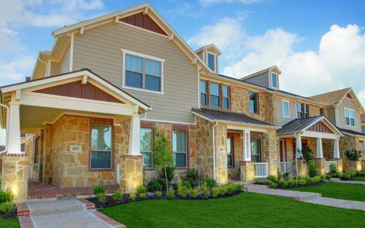CB JENI Homes Viridian subdivision 3806 Crested Eagle Way Arlington TX 76005