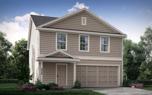 Lennar Preserve at Honey Creek Cottage subdivision 7113 Black Cherry Lane McKinney TX 75071
