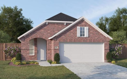 Gehan Homes Clements Ranch - Journey subdivision 2324 Neff Lane Forney TX 75126