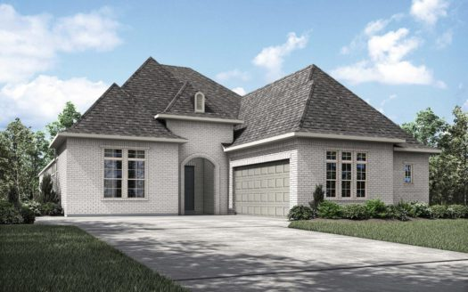 Drees Custom Homes Viridian - 75' subdivision 1344 Viridian Park Lane Arlington TX 76005