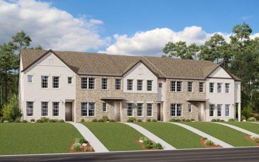 Ashton Woods Legends Crossing subdivision 9919 Hennings Street Irving TX 75063