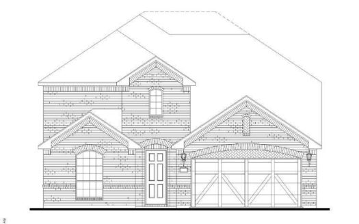 American Legend Homes Windsong Ranch - 50s subdivision 4441 Acacia Prkway Prosper TX 75078