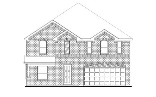 Impression Homes Magnolia Hills subdivision 1150 Kennedale Sublett Road Kennedale TX 76060