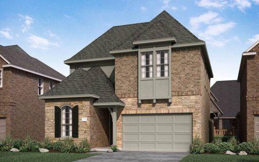 Normandy Homes Essex Park subdivision 4812 Zilker Avenue Carrollton TX 75010