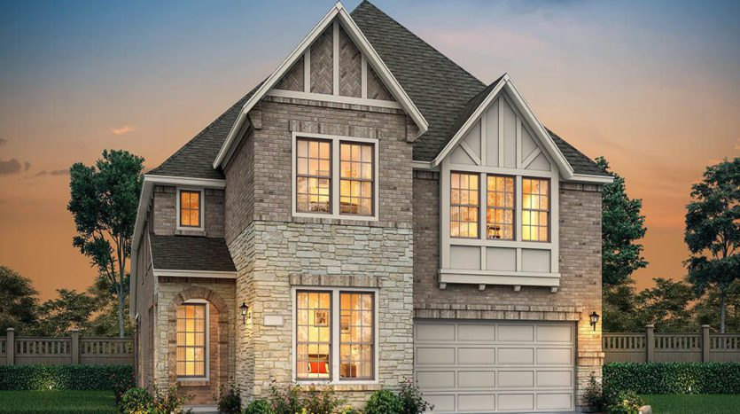 Normandy Homes South Haven subdivision 1350 Bluegill Bay Road Irving TX 75063