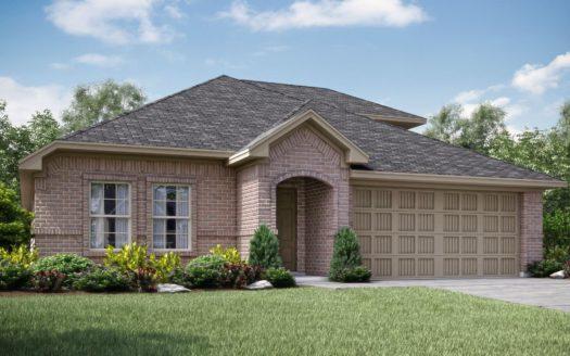 Lennar Preserve at Honey Creek Classic subdivision 7105 Black Cherry Lane McKinney TX 75071