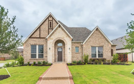 Drees Custom Homes Pecan Square subdivision 700 North Pecan Parkway Northlake TX 76226