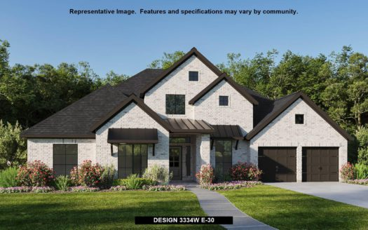 Perry Homes Canyon Falls 80'/100' subdivision 11428 ANTLER RIDGE WAY Argyle TX 76226