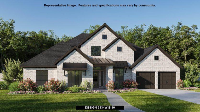 Perry Homes Canyon Falls 80'/100' subdivision 11428 ANTLER RIDGE WAY Argyle TX 76226