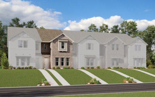 Ashton Woods The Station subdivision 5416 Union Street Sachse TX 75048