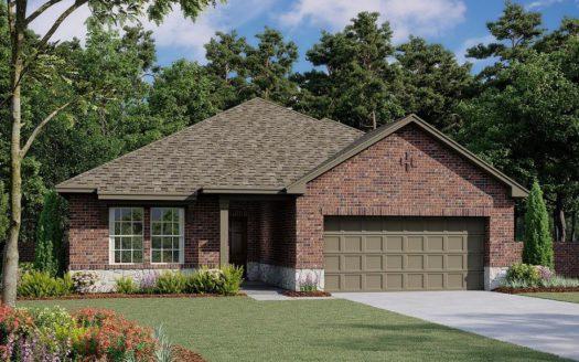 Ashton Woods Meadow Run subdivision 2219 Switchgrass Street Melissa TX 75454