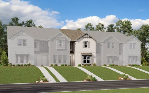 Ashton Woods The Station subdivision 5412 Union Street Sachse TX 75048