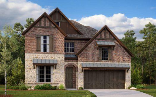 Mattamy Homes Villages of Creekwood subdivision 8393 Amethyst Lane Frisco TX 75036
