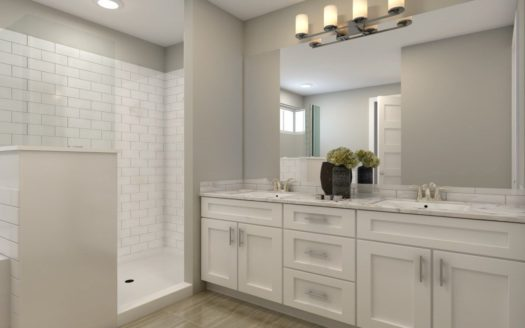 Beazer Homes HomeTown subdivision 6113 Parker Boulevard North Richland Hills TX 76180