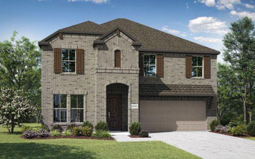 Tri Pointe Homes Woodcreek subdivision 831 McCall Drive Fate TX 75087