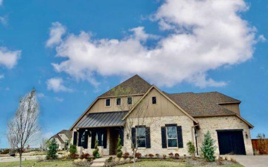 Risland Homes Legacy Gardens subdivision 1730 Caruth Drive Prosper TX 75078