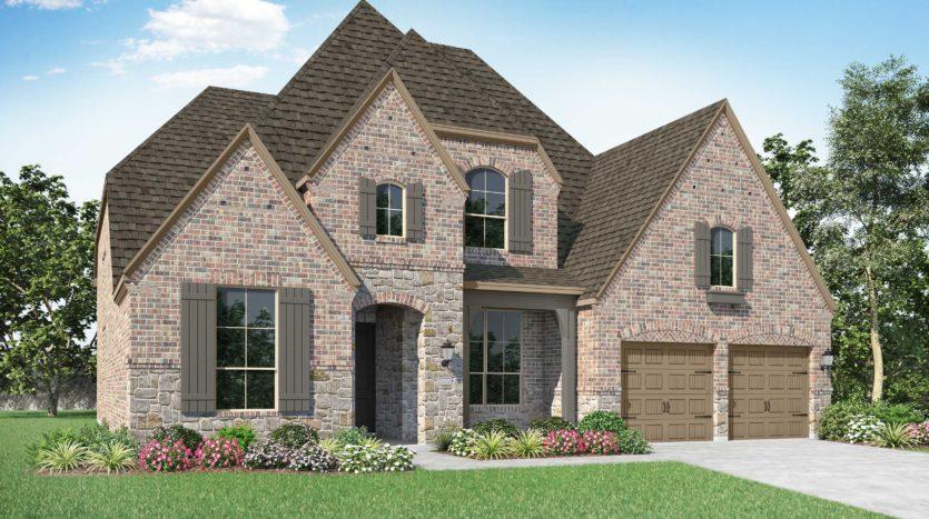Highland Homes Viridian: 60ft. lots subdivision 1330 Viridian Park Lane Arlington TX 76005