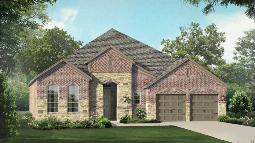 Highland Homes Star Trail: 65ft. lots subdivision 920 Shooting Star Drive Prosper TX 75078