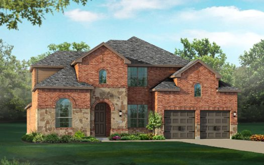 Highland Homes Harvest: 60ft. lots subdivision 1116 Homestead Way Argyle TX 76226