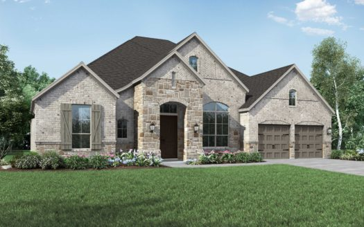 Highland Homes Saddle Star Estates subdivision  Rockwall TX 75087