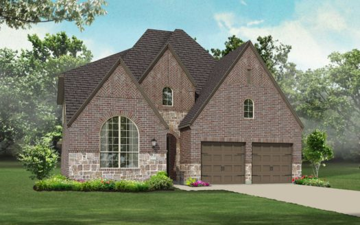 Highland Homes Harvest: 50ft. lots subdivision 1112 Homestead Way Argyle TX 76226