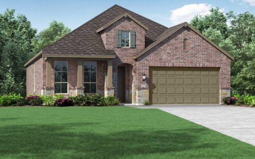 Highland Homes Arrowbrooke: 50ft. lots subdivision 1305 Sumner Street Aubrey TX 76227