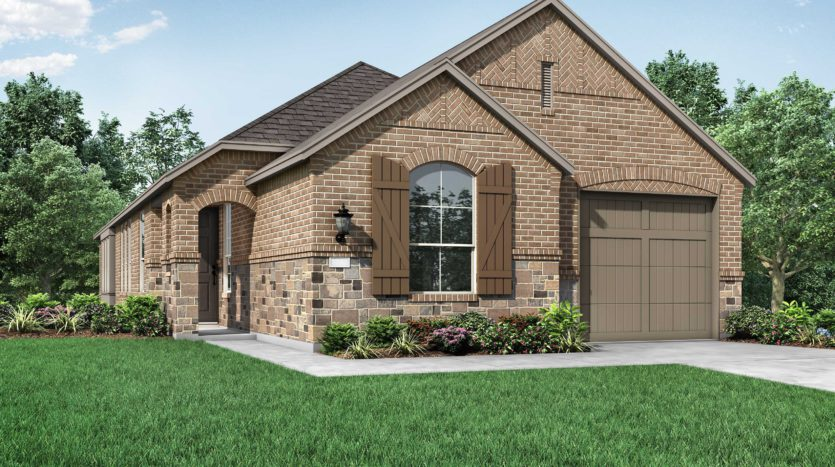 Highland Homes Clements Ranch: 40ft. lots subdivision 2386 Neff Lane Forney TX 75126