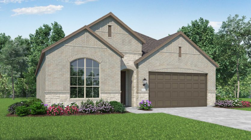 Highland Homes Harvest: Meadows subdivision 1700 Homestead Way Northlake TX 76226