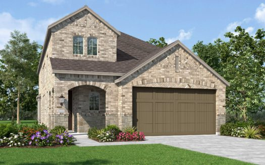 Highland Homes Clements Ranch: 40ft. lots subdivision 2125 Hobby Drive Forney TX 75126