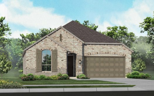 Highland Homes West Crossing subdivision 704 Highberry Drive Anna TX 75409