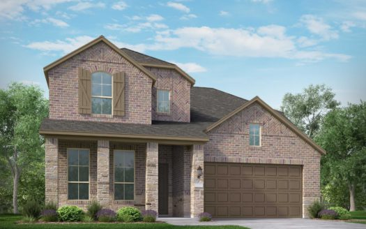 Highland Homes West Crossing subdivision 629 Markham Drive Anna TX 75409