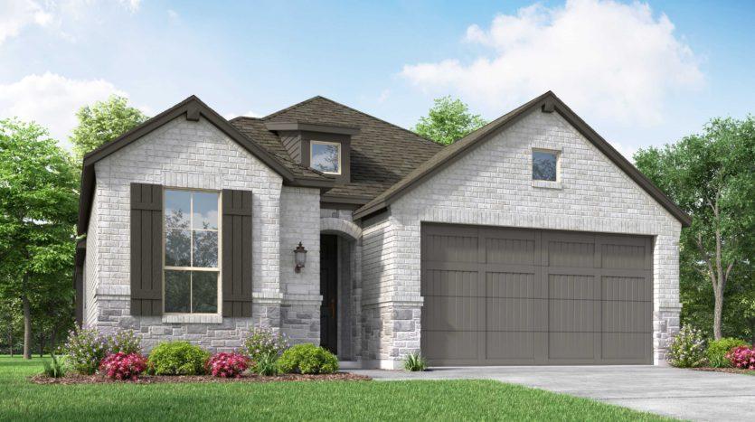 Highland Homes Sandbrock Ranch: 45ft. lots subdivision 1904 Jumper Fields Drive Aubrey TX 76227