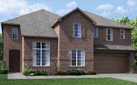 Meritage Homes Northaven - Chateau Series subdivision 8017 Chapman Circle Rowlett TX 75089