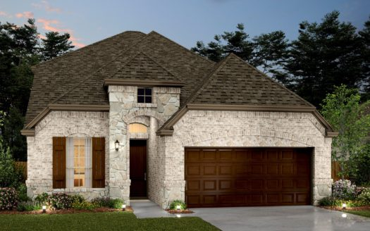 K. Hovnanian® Homes Ascend at Milrany Ranch subdivision 3224 Mattie Gray Lane Melissa TX 75454