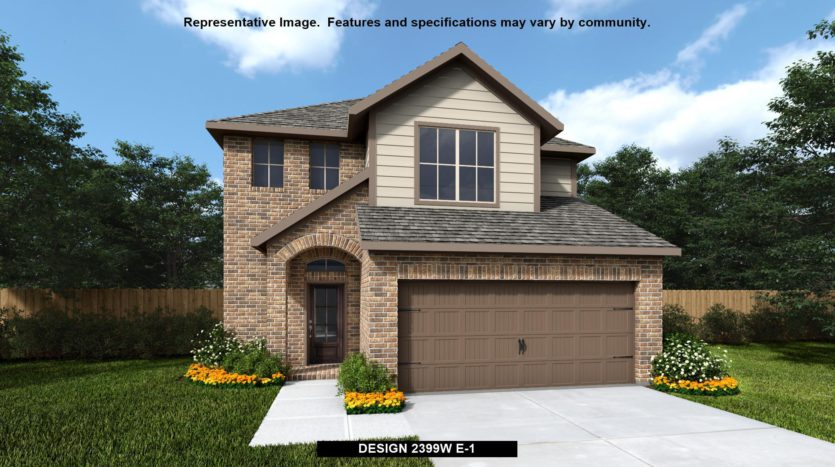 Perry Homes Devonshire - Reserve 40' subdivision 1007 Swindon Drive Forney TX 75126