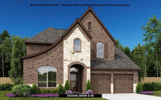 Perry Homes Cambridge Crossing subdivision 2825 ECCLESTON STREET Celina TX 75009