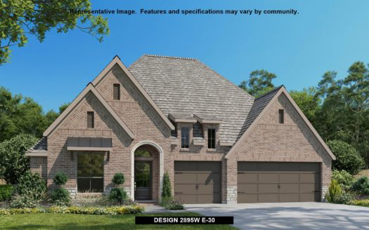 Perry Homes Devonshire - Reserve 60' subdivision 1109 SANDGATE DRIVE Forney TX 75126