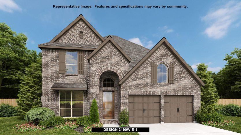 Perry Homes Cambridge Crossing subdivision 2824 ECCLESTON STREET Celina TX 75009