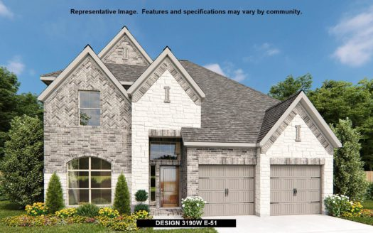 Perry Homes Mustang Lakes 50' subdivision 2736 PREAKNESS PLACE Celina TX 75009