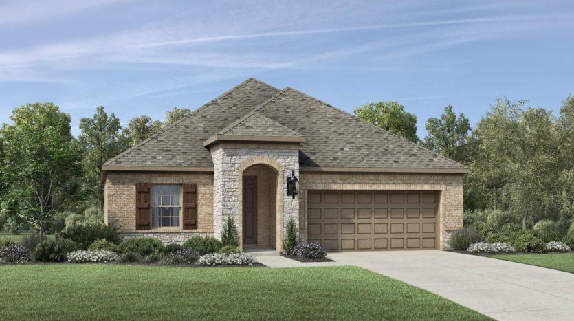Toll Brothers Parkvue subdivision  Denton TX 76210