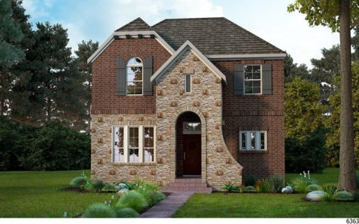 David Weekley Homes HomeTown Cottage subdivision 8866 Mandalay North Richland Hills TX 76180