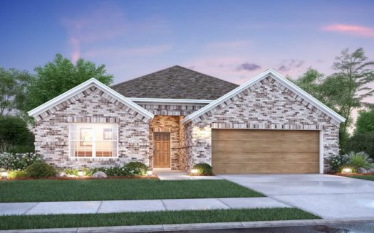 M/I Homes Forest Brook subdivision 1322 Rosler Street Mansfield TX 76063