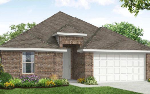 Impression Homes Magnolia Hills subdivision 1216 Collett Sublett Road Kennedale TX 76060