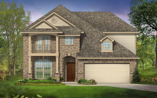 Bloomfield Homes Sonoma Verde subdivision 1714 Budino Lane Rockwall TX 75032
