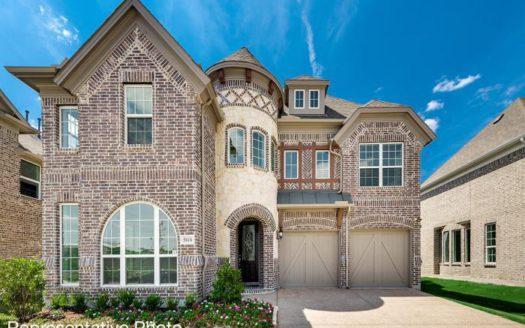 Grand Homes Wilmeth Ridge subdivision 3005 Calvin Rd McKinney TX 75071