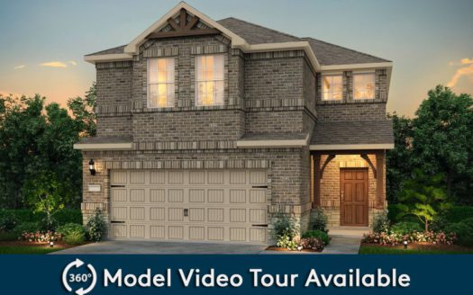 Pulte Homes Hidden Oaks subdivision Crist Road Garland TX 75040